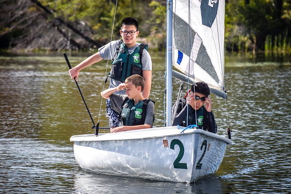 Sailing Team Tryouts