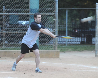 Softball against IKON 6-4-09