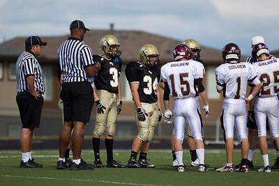 09-17 JV vs Golden