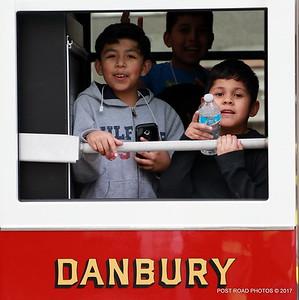 Danbury (CT) House Fire ~ Stevens St ~ 6 MAR 2017