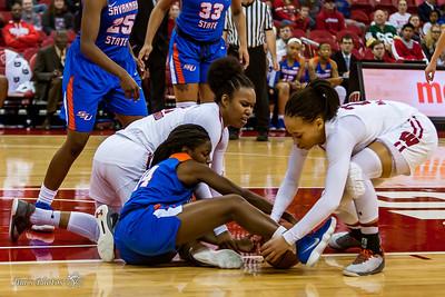 UW Sports - Women's Basketball - Dec 10, 2017
