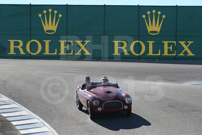 2013 RMMR Pebble Beach Tour Parade lap