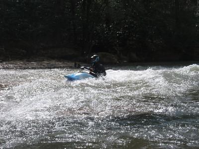 Nescopeck Creek - April 13, 2013