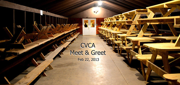CVCA - Meet and Greet 2013