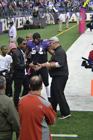 Cowboys vs Ravens