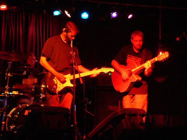 Obvium @ Toad's Tavern 9-25-08