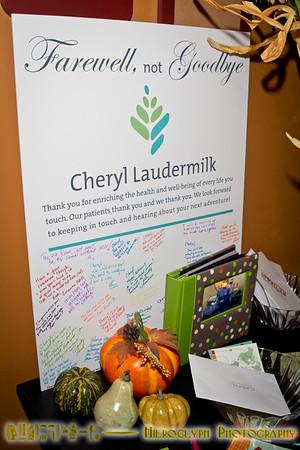 Cheryl's Retirement