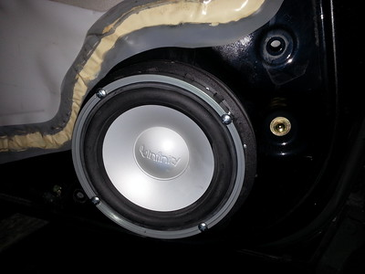 2005 Acura TSX Front Speaker Installation - USA