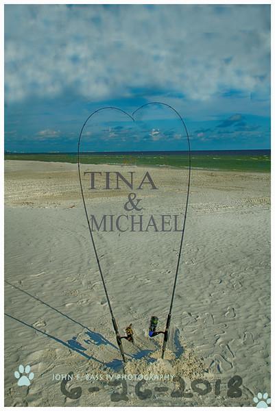 MR.MRS.TINA MICHAEL  BOEHM WEDDING DAY