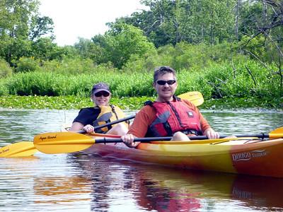 2010 July 4 Kayaking