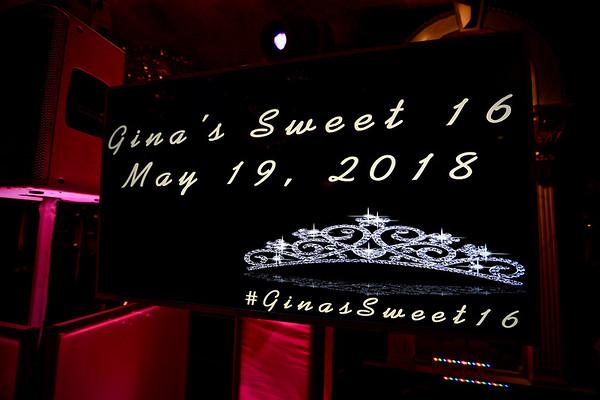 Gina Sweet 16