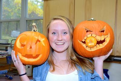 BBA Pumpkin Carving 101 photos by Gary Baker