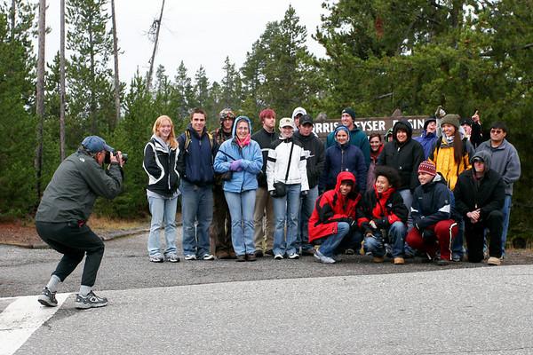 Yellowstone National Park (9.16-17.06)