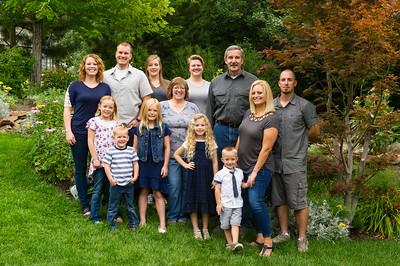 Bertele Family Portraits