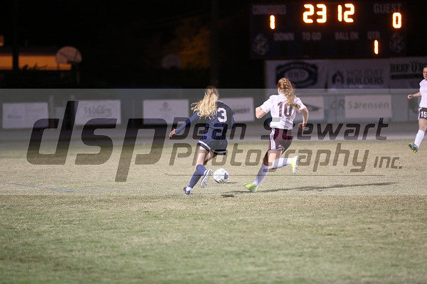 Eau Gallie vs Astronaut Girls Soccer 11 20 2019 RG