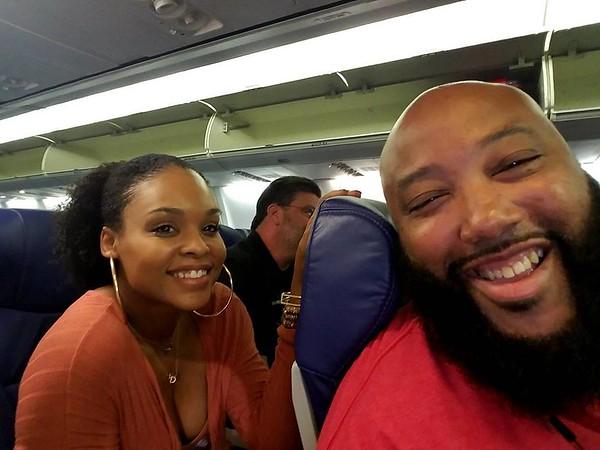 Flight - August 22, 2017