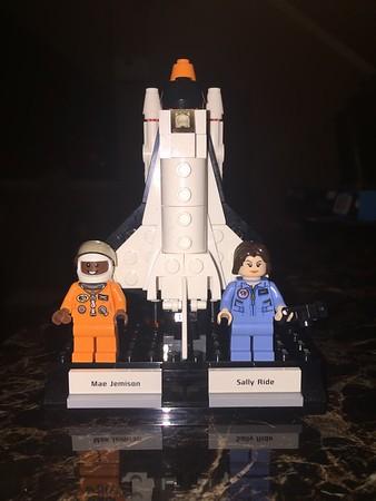 Woman of NASA (November 2017)