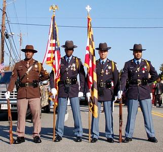 Leonardtown, Maryland Veterans Day Parade 2007