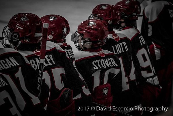 Red Wings Tourney Game 2 vs Ottawa Jr 67s