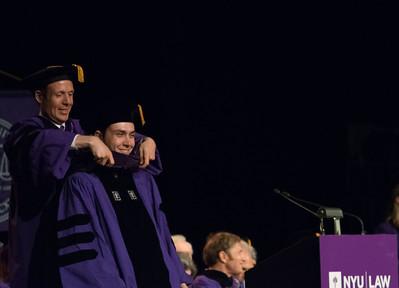 Jeff's NYU Graduation