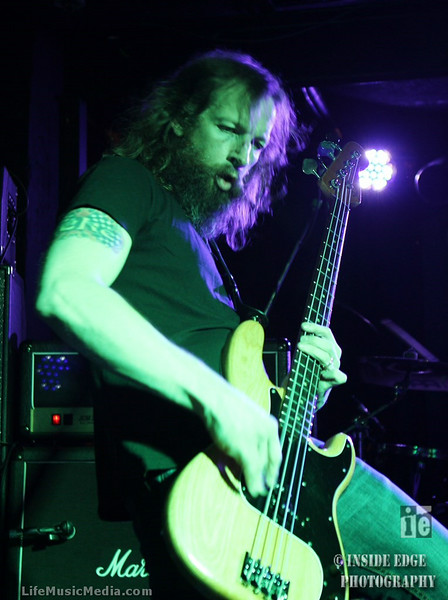 High On Fire @ Crowbar, Brisbane with Shellfin and Smoke- July 16, 2014