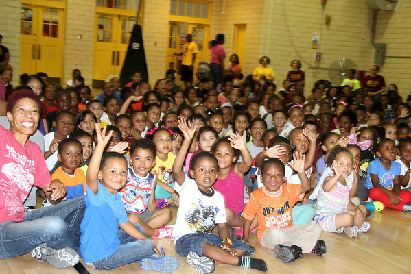 Whitier Elementary School Fun Day