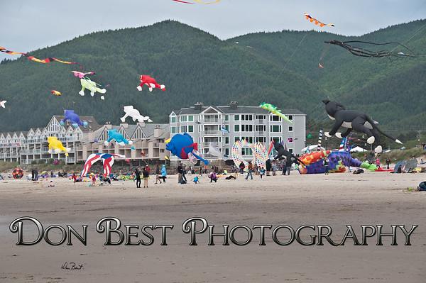 Rockaway Beach Kite Festival 2015