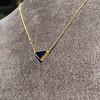 1.32ct Vintage Sapphire Bezel Necklace 14