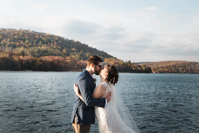 Deep Creek Maryland | Jordan + Bethany | Wedding Photography
