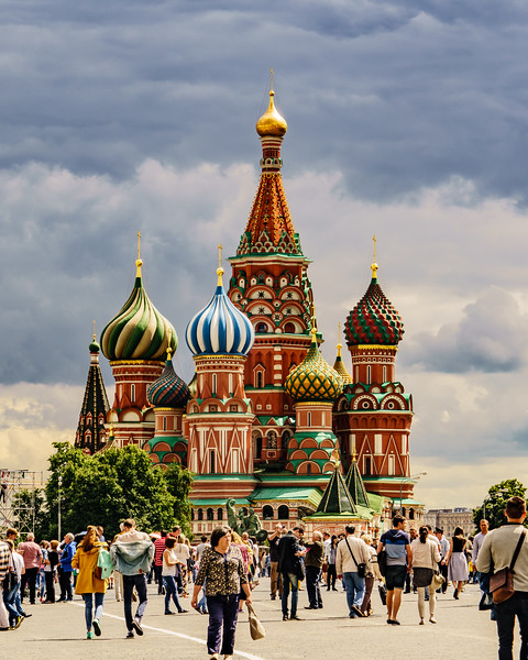 Travel Photography:  Photos of Russia  and the European countries
