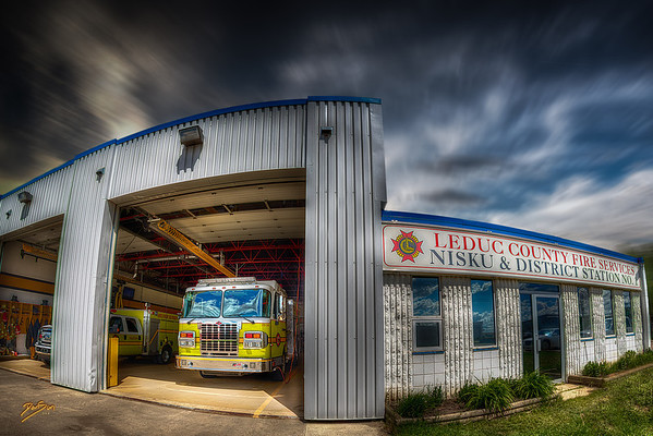 Leduc County Fire Department