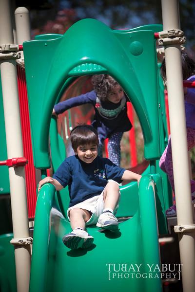 Montessori Children's House | Playground