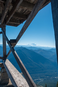 2018-10-13 - Granite Mountain Fire Lookout