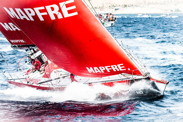 Volvo Ocean Race - Alicante 17