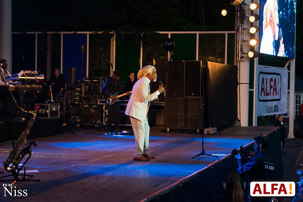Party in the Park 2016