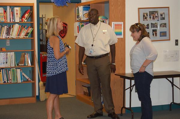 07-10-2014 Welcome reception for Caraway principal Katrina Bailey