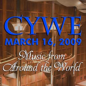 CYWE March 2009