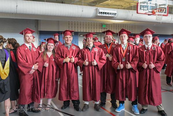 05-23-19 Ship Graduation 2019 - Wide Lens