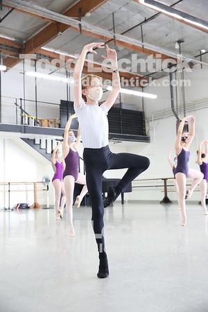 Westside Ballet Class 2020