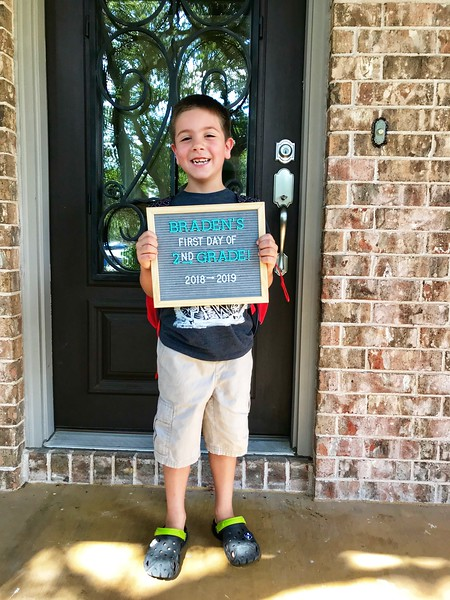 Braden | 2nd | Rutledge Elementary School