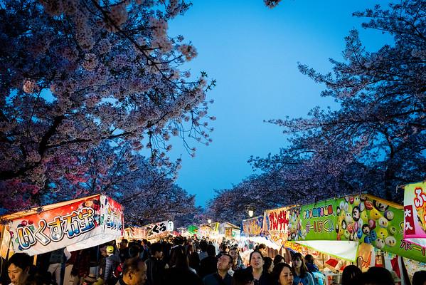 Matsuri, Local Japanese festival