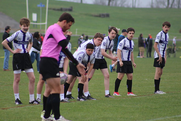 Gonzaga Rugby Classic Frosh Game B April 15
