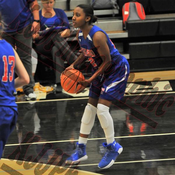 2018 Cleveland Vs. Bradley Girls Varsity and JV Basketball