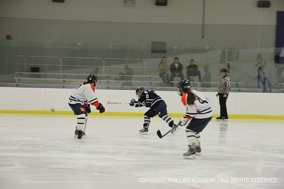 GV Hockey vs Milton