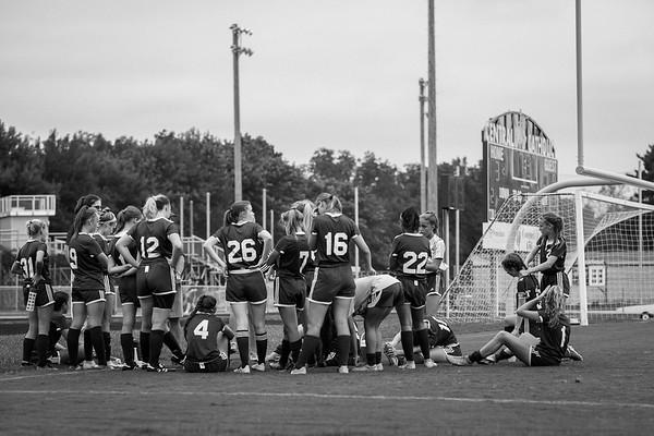 CC Varsity Soccer vs Benton Central 2018-9-24