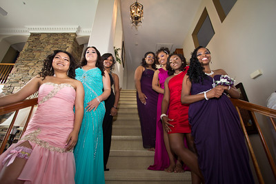 Shaunice Prom pictorials