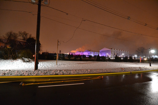 03/19/13 - Garfield, NJ - 2nd Alarm + Condo Fire