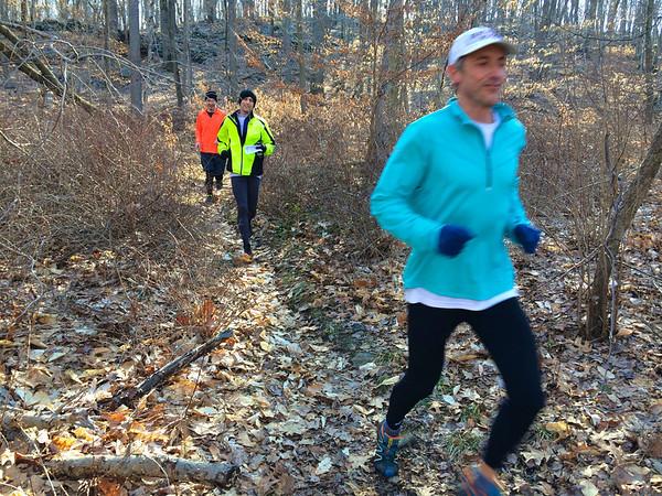 April 6th Sunday Run - Leonard Park-Marsh-Merestead-Butler-Westmoreland