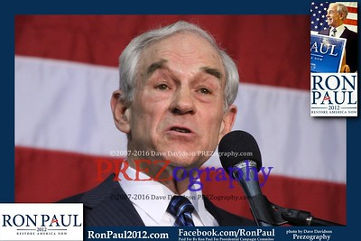 Ron Paul Veterans Event