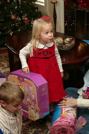 2007 Sophia's Birthday and more Christmas